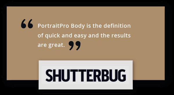 PortraitPro Body