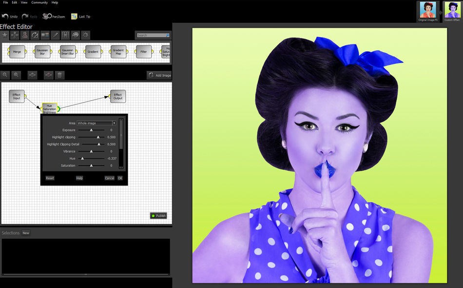Smart Photo Editor - Effects Editor